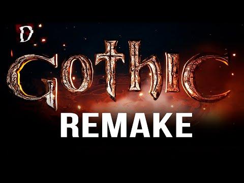 Обзор Gothic Playable Teaser: Официальный Ремейк THQ Nordic | DAMIANoNE