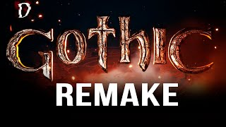 обзор Gothic Playable Teaser: Официальный Ремейк THQ Nordic  DAMIANoNE