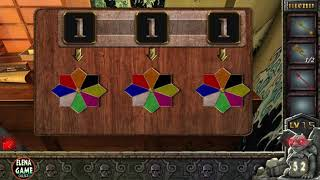 Can You Escape The 100 Room VII walkthrough level 14 15