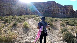 Havasupai Falls, Arizona - Hiking Back To The Hilltop | 4K | PT. 3 of 3
