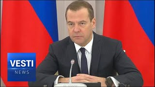 Medvedev: Investment in Russia Has Recovered, Improved Even - Economy Growing Despite Sanctions