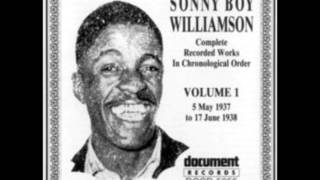 Watch Sonny Boy Williamson Skinny Woman video