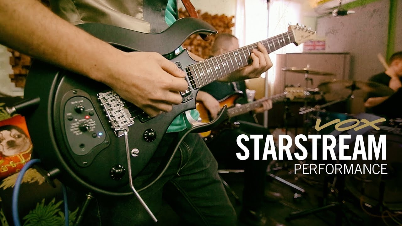 VOX Starstream Band Performance