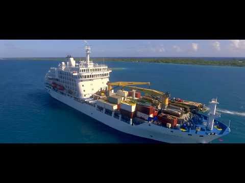 Cruising French Polynesia aboard the Aranui 5