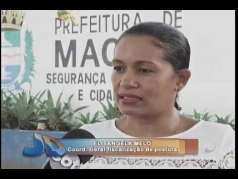 Situação dos moradores de rua de Maceió