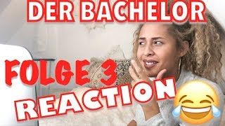 Ich reagiere auf  DER BACHELOR - Folge 3   Lets watch