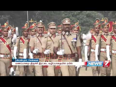Republic day celebrations across Tamil Nadu and Pondicherry