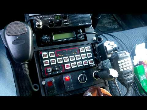 Federal Signal Vision Smart Siren (siren test)