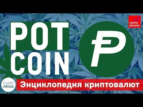 Что такое криптовалюта Potcoin? Криптовалюта для легальной индустрии марихуаны. Crypto Кот