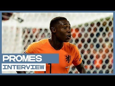 CONTRACT | Quincy Promes keert vol bravoure terug bij Ajax