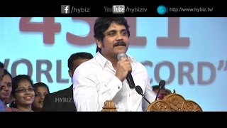 Nagarjuna Akkineni at Yashoda Hospital