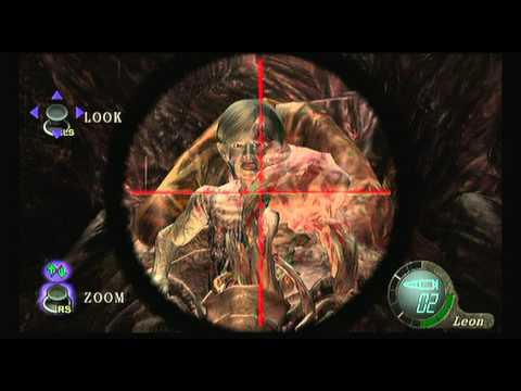 Resident Evil 4 Hd The Castellan Falls Achievement Guide