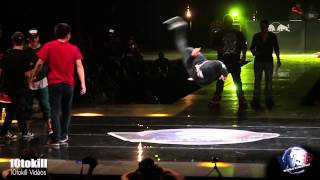 The World Street Dance 2013 - USA VS Korea - Final Break 6Vs6
