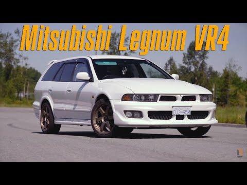 Обзор Mitsubishi Legnum VR-4 твин турбо (BMIRussian)