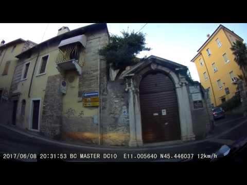 Bc Master Dash Cam Test In Verona City