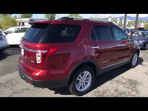 2014 Ford Explorer Northern California, Redding, Sacramento, Red Bluff, Chico, CA EGB37701