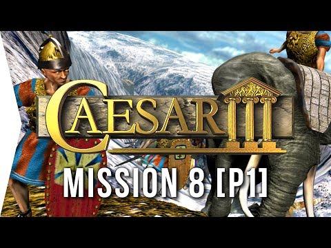 Caesar III ► #8 Mediolanum [Part 1] & 3-Deep Housing! - [HD Campaign Gameplay]