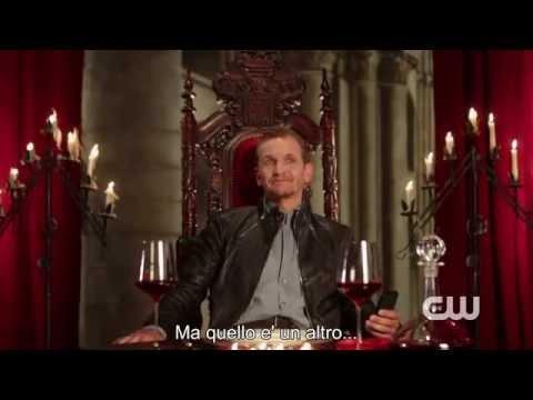 The Originals: My Dinner Date with Sebastian Roché sub ita