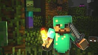 HEROBRİNE LANETİ! 😱 - Minecraft