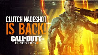 Black Ops 3 - CLUTCH NADESHOT IS BACK! (CRAZY TOURNAMENT ENDING)