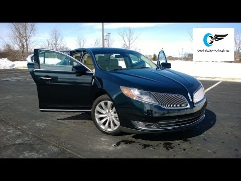 2014 Lincoln MKS Test Drive and Review