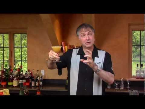 Between the Sheets Cocktail - The Cocktail Spirit with Robert Hess