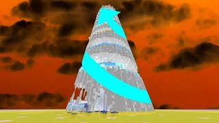 Minecraft: The End of the Spiral