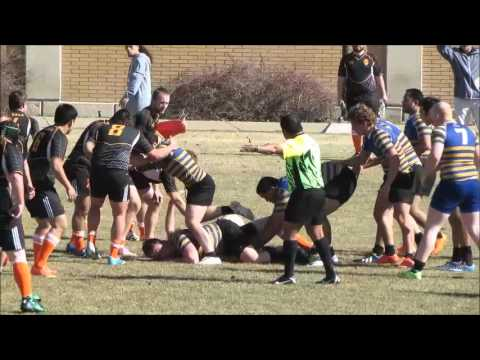 Idaho state rugby game video