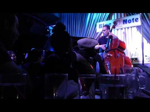 Stanley Clarke, Lenny White & George Cables Trio - Helen's Song - The Blue Note, NYC - 11/11/2015