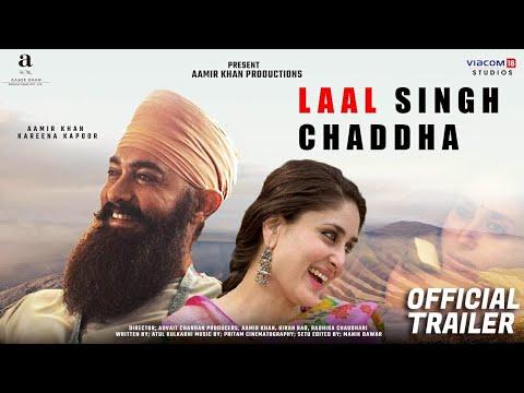 Laal Singh Chadda Movie | Official Concept Trailer | Aamir Khan | Kareena kapoor | Vijay Sethupathi