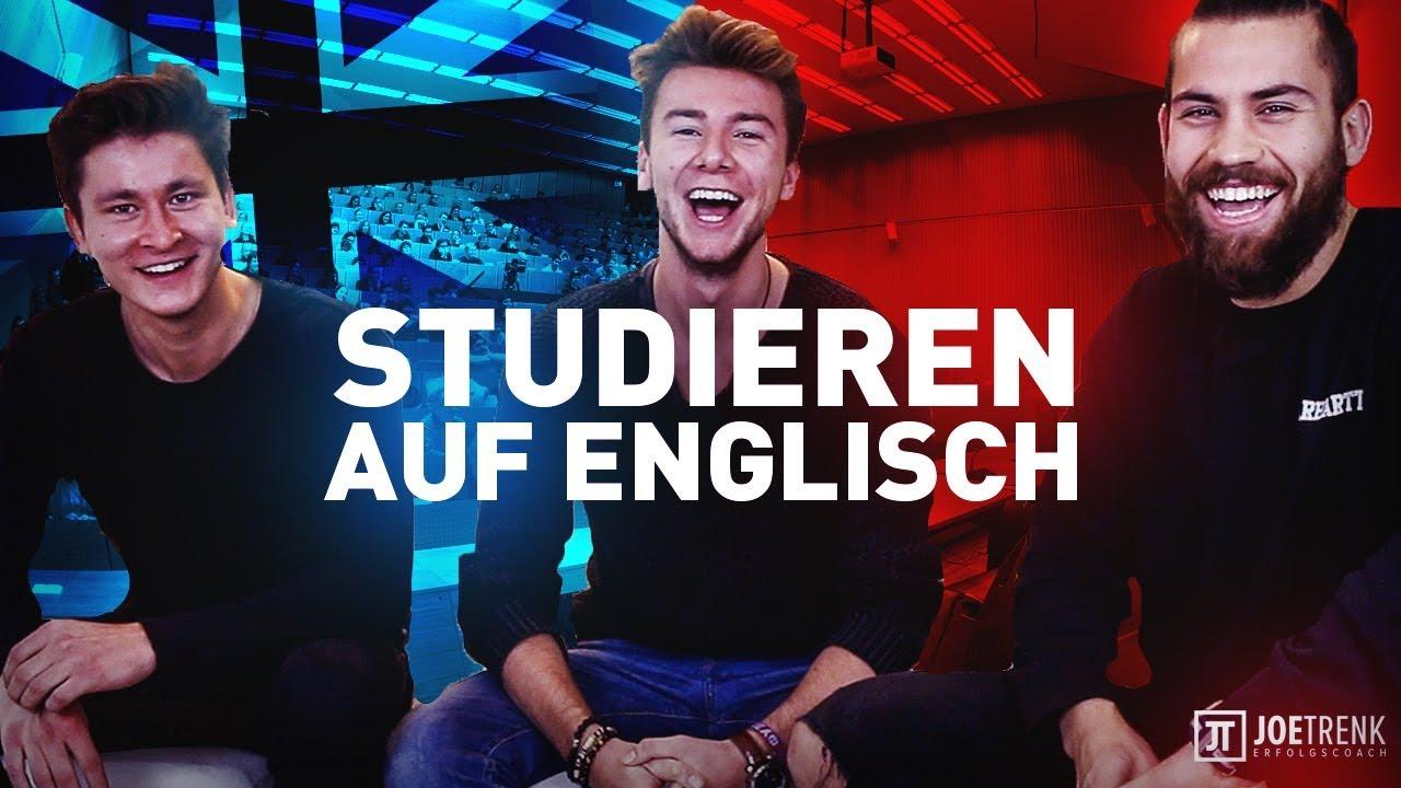 Studieren Auf Englisch