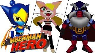 Bomberman Hero // All Bosses