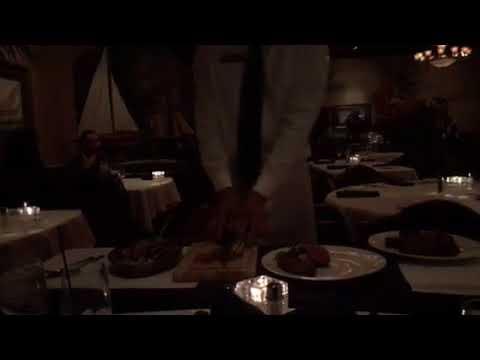 Dinner at Dukes Steakhouse in Fandango Casino in. Carson City, NV