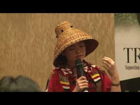 ONECA Conference 2013 - Ta'Kaiya Blaney