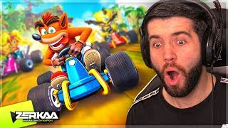 One of ZerkaaPlays's most recent videos: