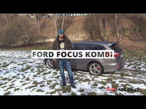 Ford Focus Kombi 1.6 EcoBoost 150 KM, 2013
