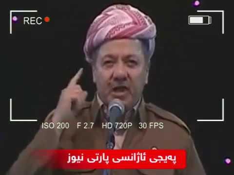 Sarok Masoud barzani 2016