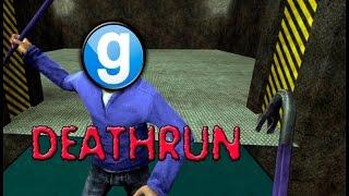 СЛОЖНОЕ ВЫЖИВАНИЕ (Garry's Mod Deathrun)