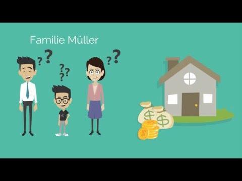Erklärvideo Zu Privater Immobilienfinanzierung - Wie Funktioniert Das?