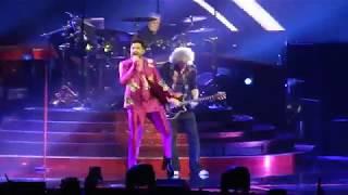 QUEEN & Adam Lambert - Don't stop me now - LIVE BUDAPEST 2017