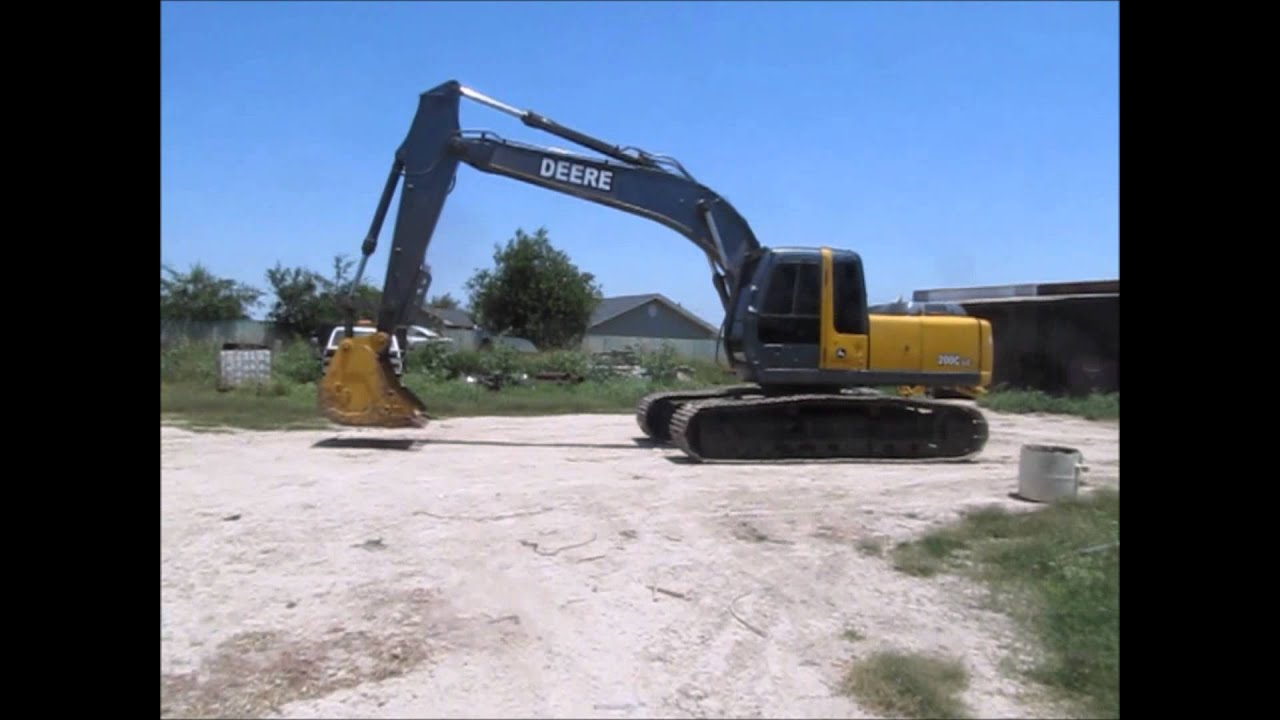 maxresdefault 2004 john deere 200c lc excavator workshop service repair manual  at eliteediting.co