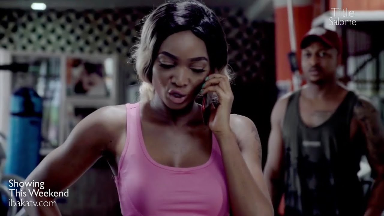Download Salome - New Blockbuster Movie Showing This Weekend On IBAKATV.COM
