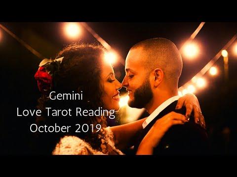 Gemini, Passion Shines Bright & Happiness Awaits // Psychic Tarot Reading October 2019
