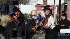 Esteban, Teresa Joy & Band Performing at the Fountain Hills Az Art Festival.