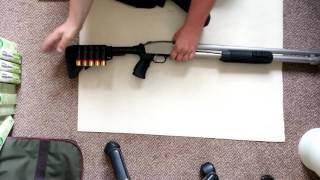 mossberg 590 mariner shotgun