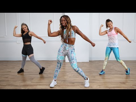 30-Minute Cardio Dance Workout