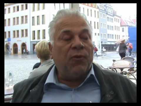 INTERVIEW WITH FREEMAN - BILDERBERG 2016, DRESDEN, GERMANY