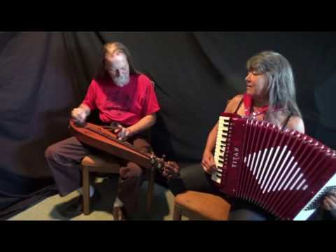 """Shady Grove"" Dulcimer & Accordion"