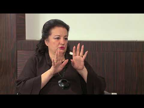 Interview 20 - Svetlana Cenić