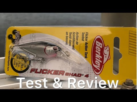 Berkley Flicker Shad: Test And Review